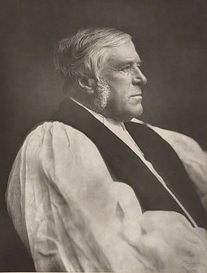 Bishop of St Albans - Image: Bp Thomas Legh Claughton