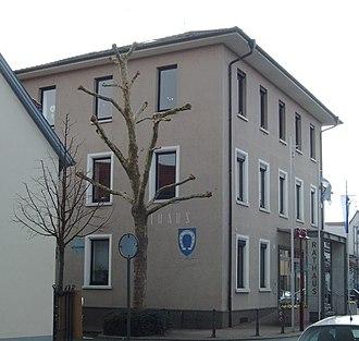 Brühl (Baden) - Town hall