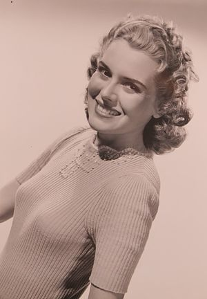 Brenda Joyce (actress) - Joyce in the 1940s