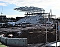 Brentford Community Stadium under construction, September 2018.jpg