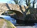 Bridge 131, Lancaster Canal - geograph.org.uk - 1659755.jpg