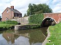 Bridge Before Bracebridge Lock - geograph.org.uk - 453316.jpg