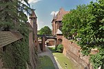 Bridge between High and Middle Castle in Malbork.jpg