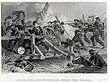 Bridge during the Retreat from Manassas, First Battle of Bull Run (First Manassas), Virginia 1861.jpg