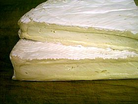 Image illustrative de l'article Brie de Meaux