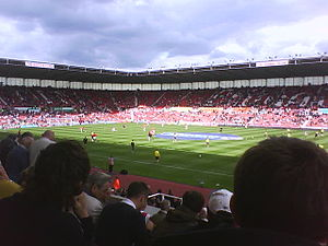 Das bet365 Stadium