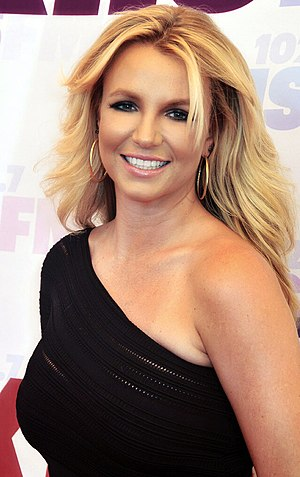 Photo Britney Spears via Opendata BNF