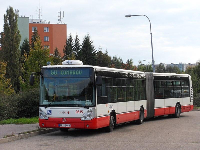 Irisbus Citelis 18M|autor: Harold/Wikipedia