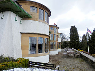1898 in architecture - Broadleys, Windermere