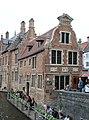 Bruges, house 10 Huidenvettersplein.JPG