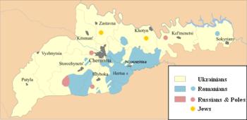 Bucovina-ethnic