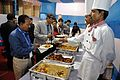 Buffet Lunch - Strategic Transformations - Museums in 21st Century - International Conference and Seminar - Indian Museum - Kolkata 2014-02-14 3238.JPG