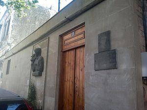 Sovetsky, Baku - House of Chingiz Mustafayev (Murtuza Muxtarov Street, 23)