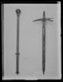 Bulawa, stridsklubba, 1600-talets första hälft - Livrustkammaren - 79334.tif