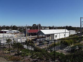 Bundamba railway station railway station in Brisbane, Queensland, Australia