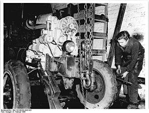 Maintenance, repair and operations - Mechanical repair