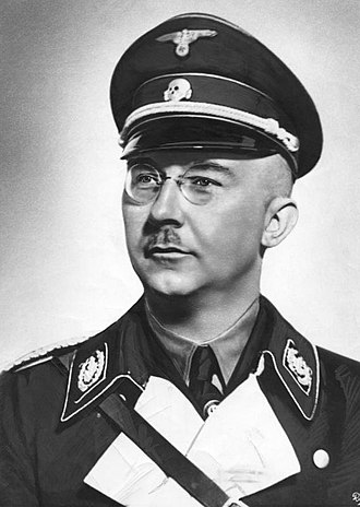"Religious aspects of Nazism - Heinrich Himmler: ""We believe in a God Almighty who stands above us; he has created the earth, the Fatherland, and the Volk, and he has sent us the Führer. Any human being who does not believe in God should be considered arrogant, megalomaniacal, and stupid and thus not suited for the SS."""