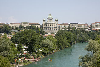 Federal Palace of Switzerland - Image: Bundeshaus 1128
