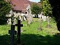 Buriton churchyard - geograph.org.uk - 524672.jpg