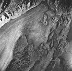 Burroughs Glacier, mountain glacier terminus, August 24, 1963 (GLACIERS 5976).jpg