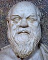 Bust of Sokrates, Vatican Museum, Rome.jpg