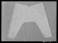 Byxor tillhörande algerisk kvinnodräkt - Livrustkammaren - 27603.tif