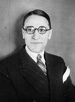 César Campinchi French politician
