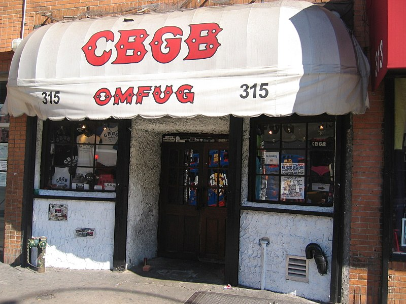 File:CBGB club facade.jpg
