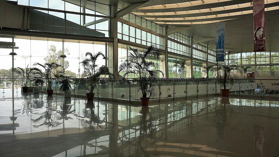 CCSI Airport Visiting Lobby