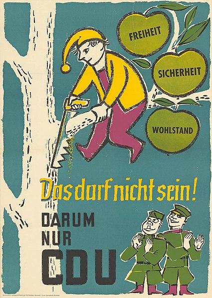 Datei:CDU Wahlkampfplakat - kaspl015.JPG