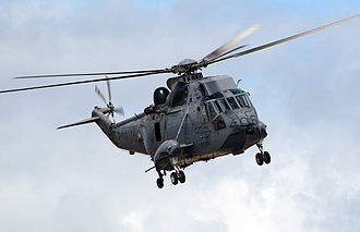 Royal Canadian Air Force - CH-124 Sea King