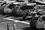 CH-53s and UH-1E on USS Hancock (CVA-19) 1975.jpg