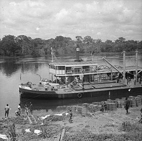 Congo river steamers - Wikipedia
