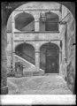 CH-NB - Genève, Maison Saladin, Cour, vue partielle - Collection Max van Berchem - EAD-8680.tif