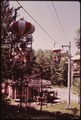 CHAIR LIFT AT ENCHANTED FOREST TOURIST ATTRACTION AT OLD FORGE, NEW YORK, IN THE ADIRONDACK FOREST PRESERVE - NARA - 554455.tif