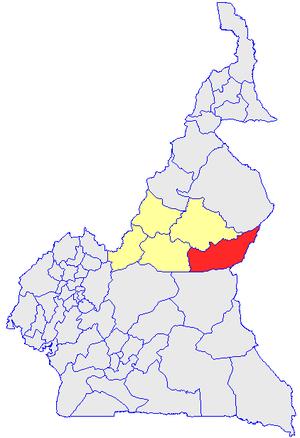 Mbéré - Image: CM Mbéré