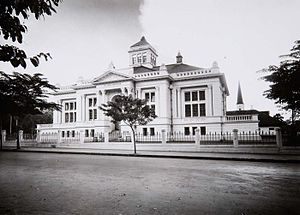 Bank Indonesia - The branch of De Javasche Bank in Bandung, built in 1918, it is a museum today.