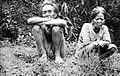 COLLECTIE TROPENMUSEUM Portret van een oude man en vrouw uit Toraja TMnr 10005893.jpg