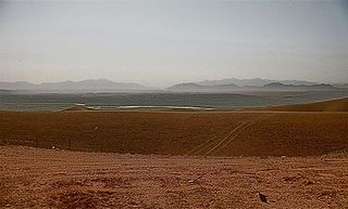 Sangin District District in Helmand Province, Afghanistan