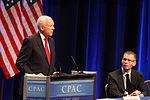 CPAC 2011 Senator Orrin Hatch speaking to the crowd at CPAC 2011 (5443473165).jpg