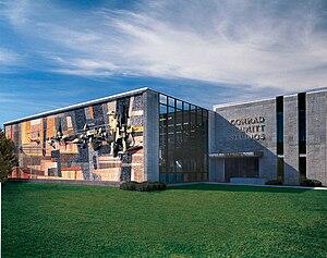 Conrad Schmitt Studios - Image: CSS ext building