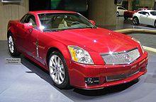 Cadillac XLR - WikipediaWikipedia