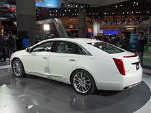 Cadillac XTS - Wikipedia