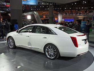 Cadillac XTS - Cadillac XTS