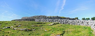 Kilcorney, County Clare - Caherconnell ringfort