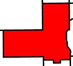 Calgary-Lougheed - Image: Calgary Lougheed electoral district 2010