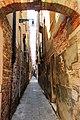 Calle Verdi, Enge Altstadtgasse in Cannaregio, Venedig - panoramio.jpg