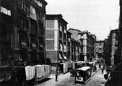 PROPUESTAS DE RULADA DE LA COMUNIDAD DE MADRID - DOMINGO 8 DE MARZO 250px-Calle_de_Toledo_1890