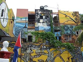 Cayo Hueso, Havana - Callejón de Hamel