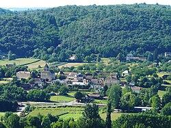 Calviac-en-Périgord depuis château Fénelon.JPG